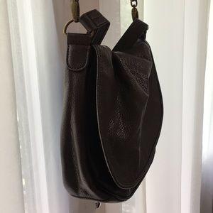 American Eagle Dark Brown Crossbody Bag